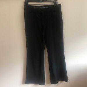 (2 Pairs) Express Editor 8S Black dress pant
